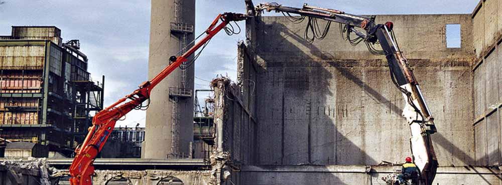 Casalucci Srl vi offre servizi di Demolizioni industriali San Donato Milanese